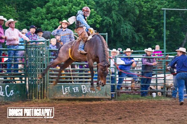 Rock Bottom Bronc Riding 2016