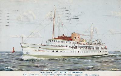Large Excursion & Passenger Vessels
