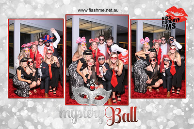 Kiss Goodbye to MS Mystery Ball - 5 August 2017