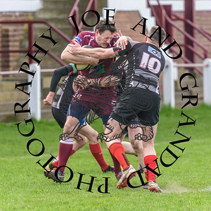 Morley RFC Saxons v Baildon RUFC 2XV