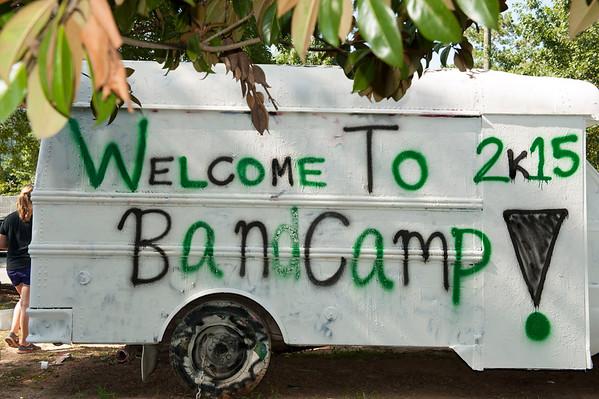 Band Camp Photos