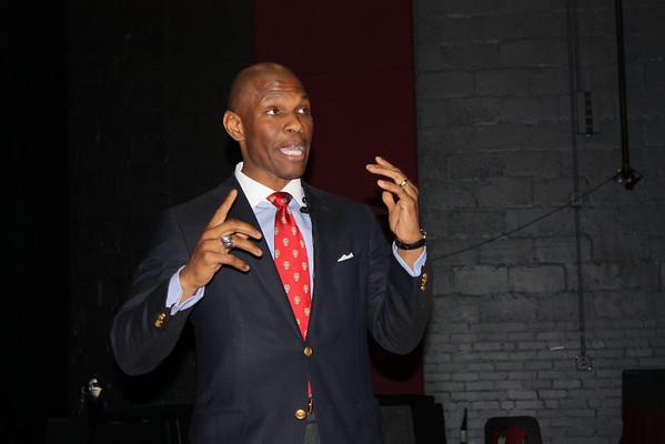 Centennial Speaker Series: Chris Howard