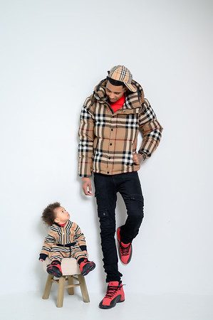 Jeremy Dee and son