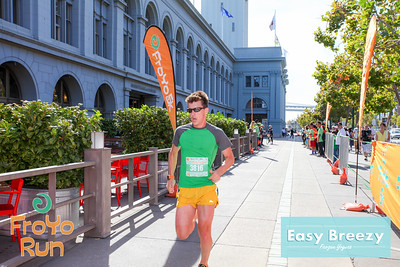 Finish Line: FroYo Run - San Francisco