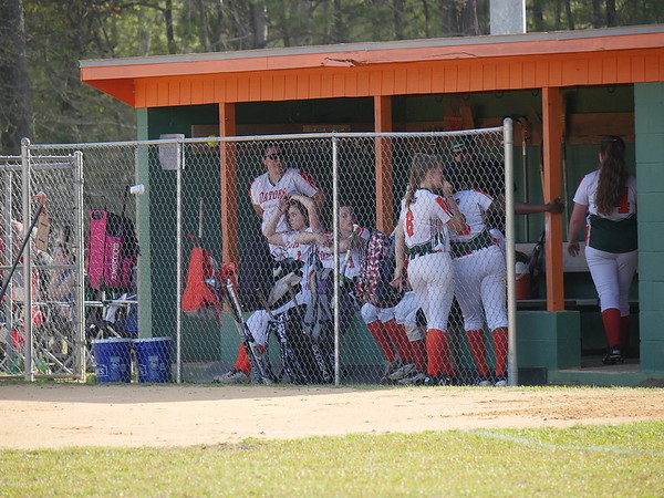 ECHS Varsity Softball April 12