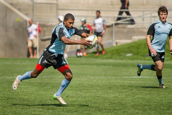 Serevi Rugbytown 7's - 2013 - Bermuda