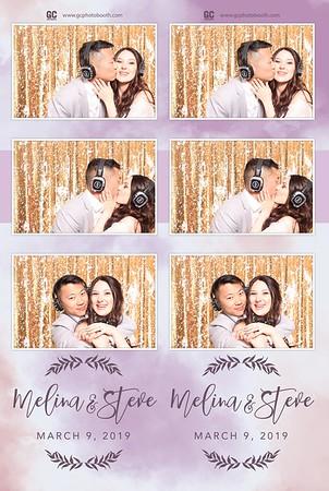 03-09-19 Melina & Steve