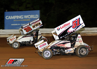 Williams Grove Speedway - 6/1/18 - Lee Greenawalt