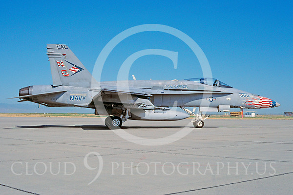 US Navy McDonnell Douglas F-18C Hornet Military Airplane Pictures