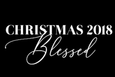 Merry Christmas 12/25/18