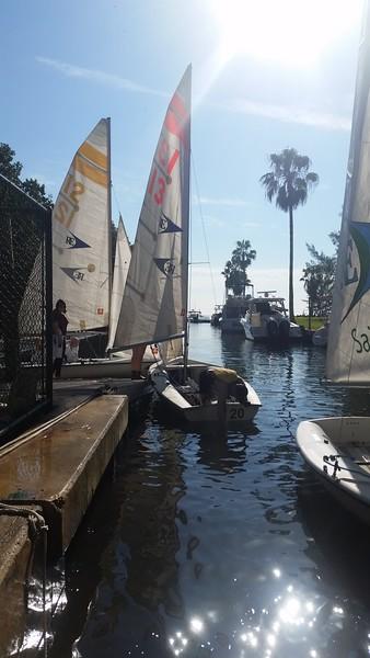 Sailing Season 2015-16
