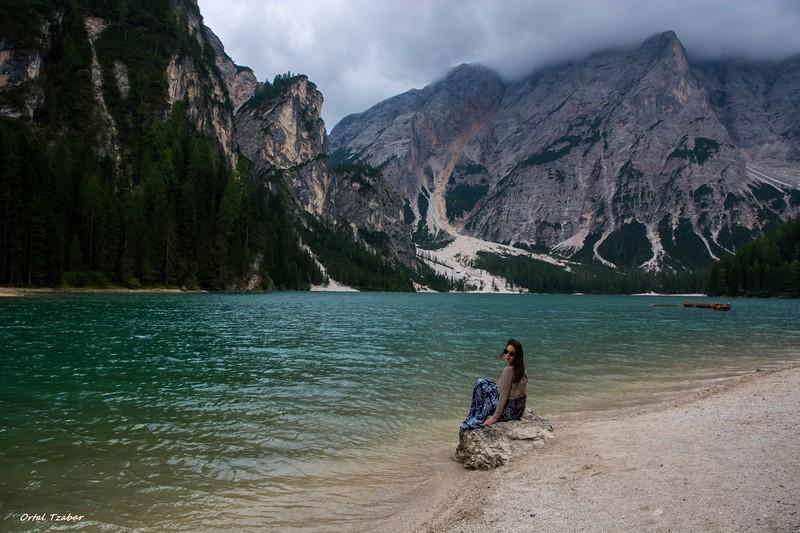 הילה ב Lago di bearis.jpg