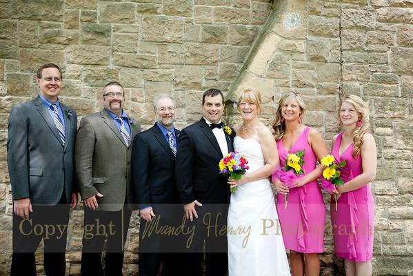 Ensor Wedding Party
