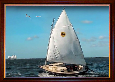 Sailing the Sun-Cat