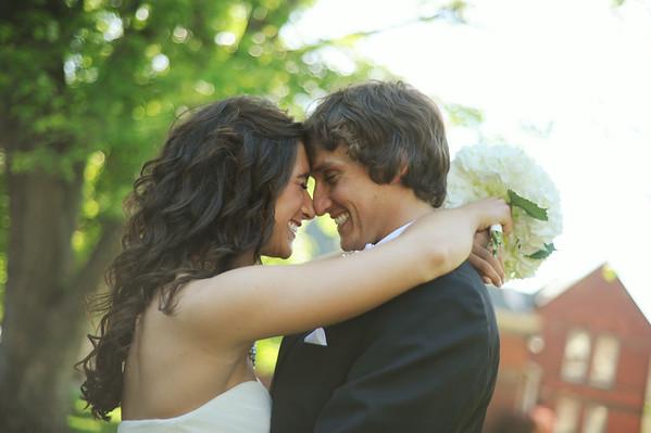 Heather and Daniel Wedding
