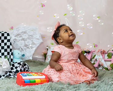 Laylah 1st Birthday