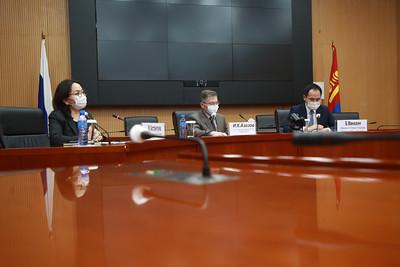 Монгол Улс, ОХУ дипломат харилцаа тогтоосны 100 жилийн ойн талаар мэдээлэл хийлээ