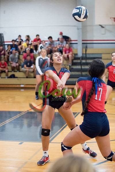 17 TCH vs BBHS Volleyball