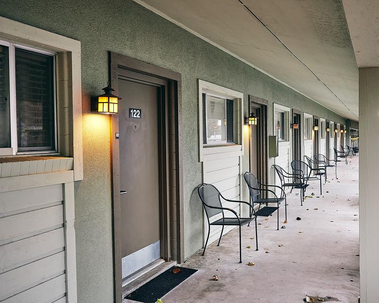 Route 66 - Rail Haven Motel, Springfield, Missouri