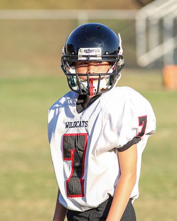 2019-09-30 IHS vs Strayhorn 7th Grade Football