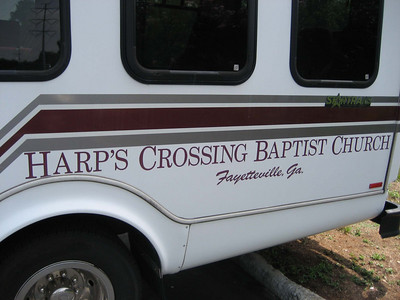 Harp's Crossing Baptist Church, GA