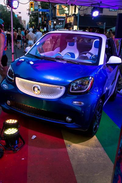 Pimped Out Smart Car