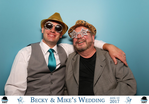 Becky & Mike's Wedding