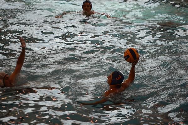 2014 Loyola Water Polo 9-18-14 - McDonough JV