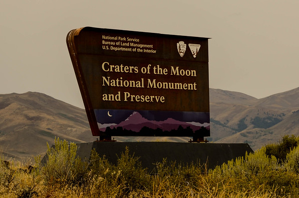2018-09-13 Craters of the Moon