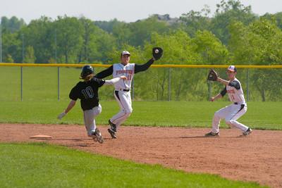 Platte County JV Baseball vs Staley