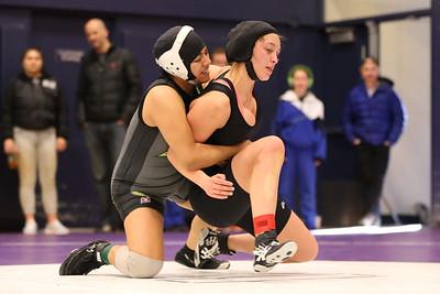 Girls Wrestling 2019-01-25 at Mariner