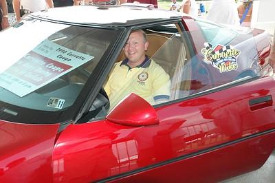 2004 Corvettes @ Carlisle Show