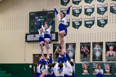 Cheer Regionals Competition