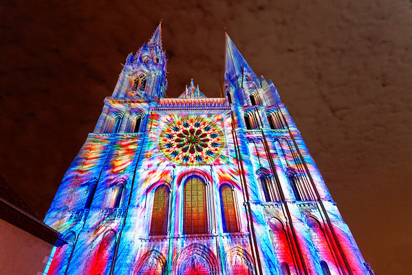 Chartres en Lumieres - Cathedrale