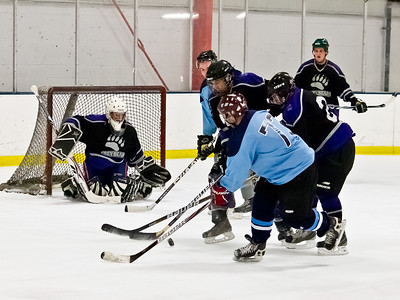 Grey Bears vs. Bonefish - Jan. 19, 2012