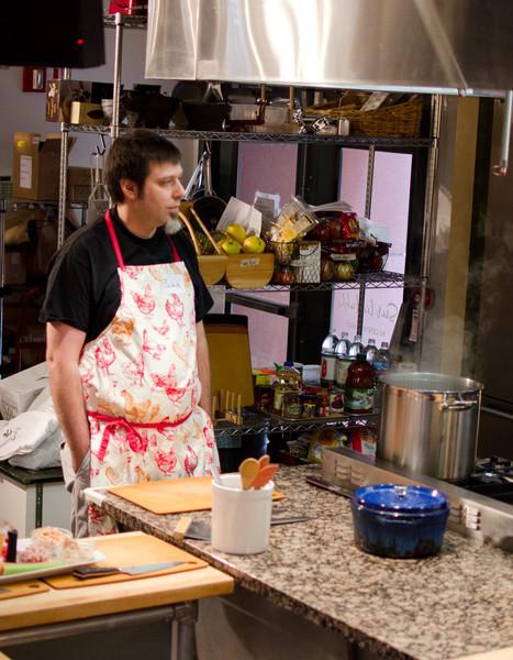 Apex Redmond PM is Cooking