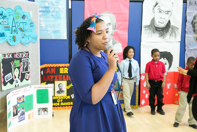HP Black History 2015 and Girl Scouts