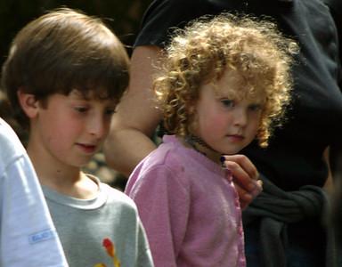 Cazadero Trip Second Grade 2003