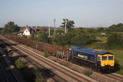 Class 66 Advenza freight