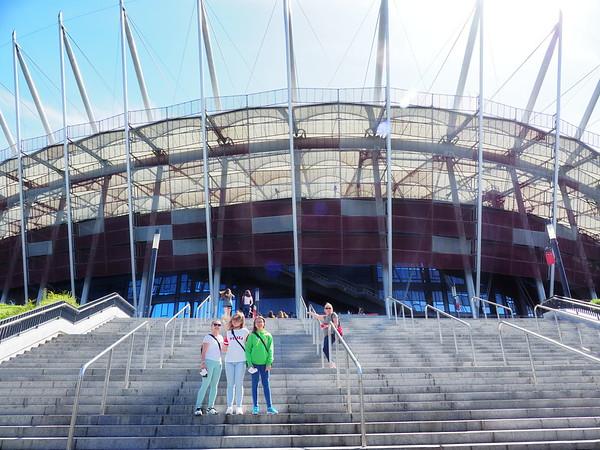 Stadion Narodowy - 2017