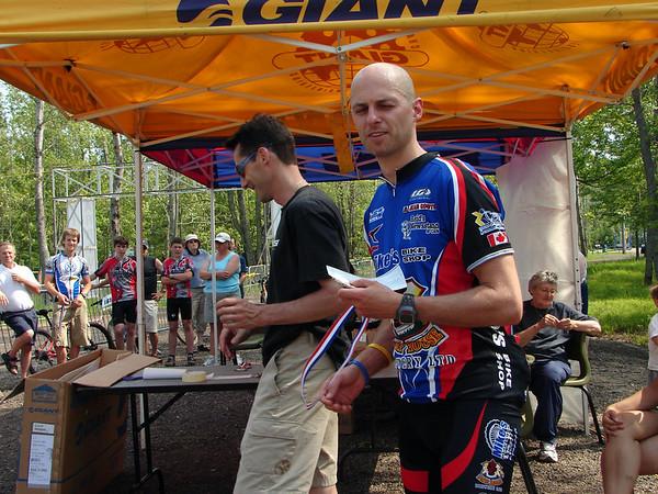 Dieppe MTB Race 2006
