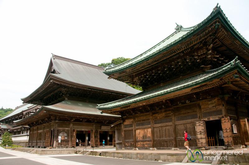 Kencho-Ji Zen Temple Halls - Kamakura, Japan