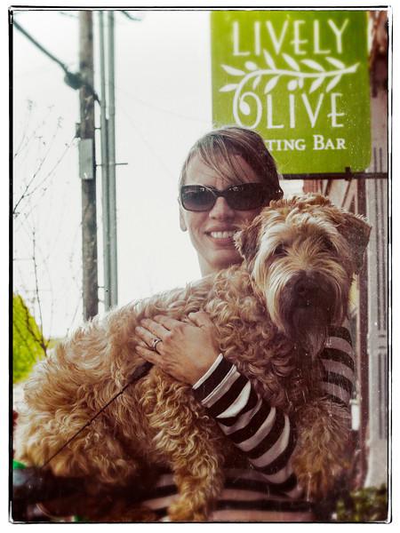 Lively Olive