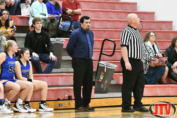 Springport vs Vandercook Lake Girls Basketball 12-6-19