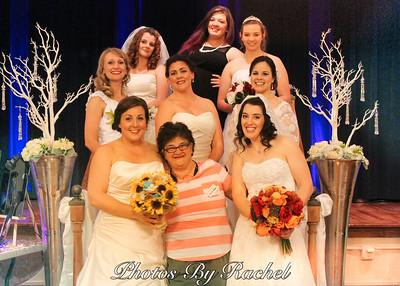 LeCompton Bridal Show's Fashion Show