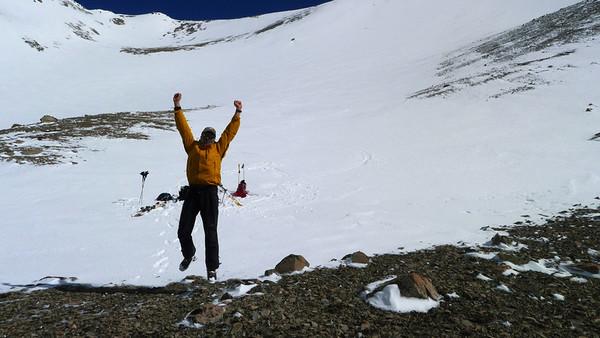 Wanaka backcountry skiing 2011