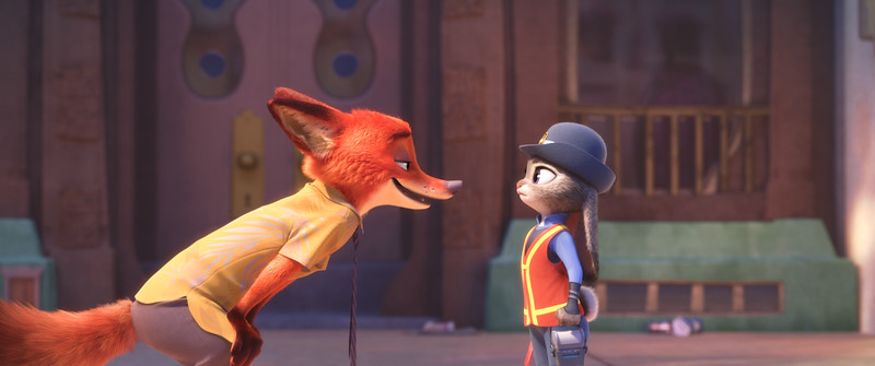 ZOOTOPIA at the El Capitan Theatre includes live character appearance and real animals live on stage
