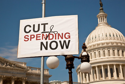 Cut Spending Now Rally (Americans for Prosperity)