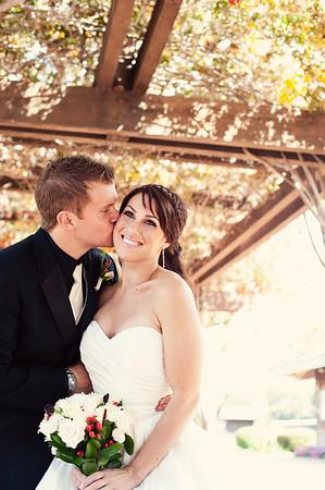 Mike + Kellee Jo - Wedding