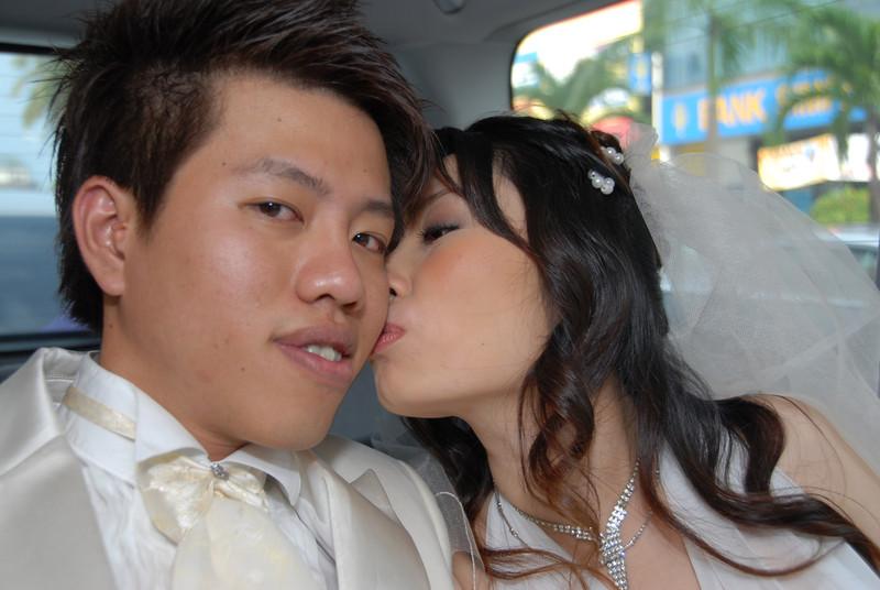 November 16, 2008 - Vincent & Crystal's Wedding @ Muar